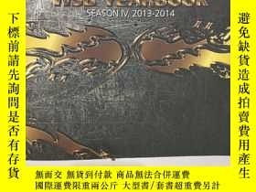 二手書博民逛書店WSB罕見YEARBOOK SEASON IV ,2013-2014【有道譯,WSB年鑒第四季】Y16829