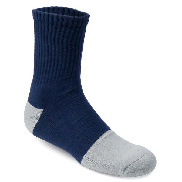 【SNOW TRAVEL】高級美麗諾羊毛襪登山防寒襪 – 藏青 L號 ( 25-27cm )