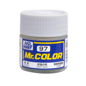 GSI 郡氏MR.COLOR 組裝模型工具 097 灰色9號 亮灰 光澤 硝基漆 油性顏料 TOYeGO 玩具e哥