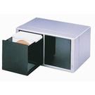 《享亮商城》CDB-90160 觸摸式160片CD珍藏箱 阿波羅
