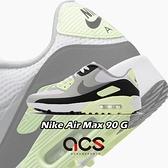 Nike Air Max 90 G 白 灰 綠 Golf 高爾夫球鞋 男鞋 休閒款 【ACS】 CU9978-104