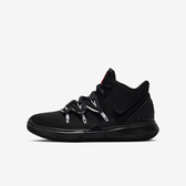 Nike Kyrie 5 GS [AQ2456-016] 大童鞋 籃球 運動 休閒 舒適 柔軟 輕量 包覆 穿搭 黑白