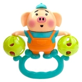 嬰幼兒玩具手搖鈴6-12女孩益智寶寶手抓小孩男孩搖鈴嬰兒0-1歲
