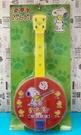 【震撼精品百貨】史奴比_Peanuts SNOOPY~史努比 SNOOPY 月琴玩具#16540