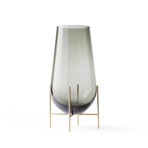 丹麥 Menu Echasse Vase in Small H28cm 伊雀思 水滴造型 立式花瓶 小尺寸