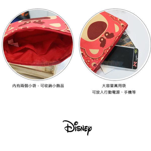 ☆小時候創意屋☆ 迪士尼 正版授權 小美人魚 大頭 帆布萬用袋 筆袋 化妝包 收納包 長夾 零錢包