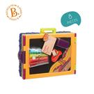 美國【B.Toys】沃客旅行小畫架(此商...