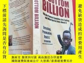二手書博民逛書店The罕見Bottom Billion: Why the Poo