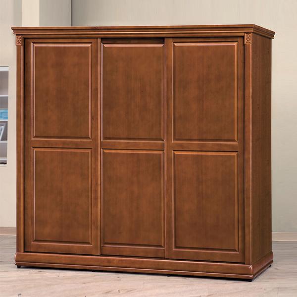衣櫥【時尚屋】[UZ6]賽德克7x7尺正樟實木衣櫃UZ6-22-8免運費/免組裝/台灣製/櫥櫃