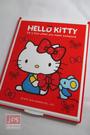 Hello Kitty 凱蒂貓 超大立鏡 紅色 668777