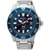 【人文行旅】SEIKO | 精工錶 SNE435J1 Prospex PADI限量聯名錶 太陽能潛水錶 藍水鬼