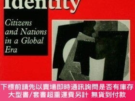 二手書博民逛書店Political cultural罕見IdentityY255174 Peter W Preston Sag