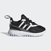 Adidas Originals Flex [FX5327] 小童鞋 運動休閒 保護 彈力 柔軟 包覆 舒適 愛迪達 黑