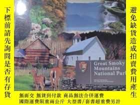 二手書博民逛書店Great罕見smoky mountains national park( 美國風景攝影系列)Y26321