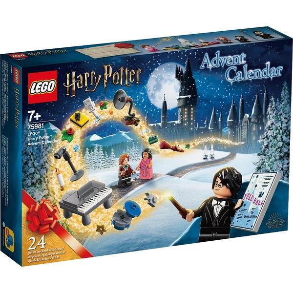 樂高積木 75981 LEGO® Harry Potter™ Advent Calendar