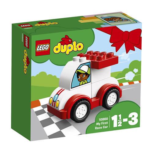 樂高LEGO 10860 得寶幼兒系列 我的第一部賽車