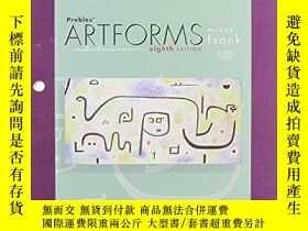 二手書博民逛書店Artnotes罕見To Accompany Prebles Artforms, 8th EditionY2