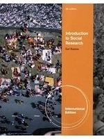 二手書博民逛書店 《Introduction to Social Research (Fifth Edition)》 R2Y ISBN:9780840032201│EarlBabbie