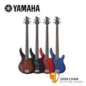 YAMAHA 山葉 TRBX174 電貝斯 / bass / 貝士 印尼製造 【TRBX-174】另贈好禮