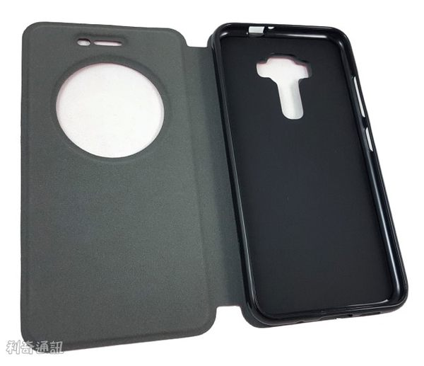 【Dapad】經典開窗皮套 ASUS ZenFone 3 (ZE520KL) 5.2吋