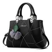 女士包包2018新款時尚中年女包媽媽包單肩包斜背包手提包韓版