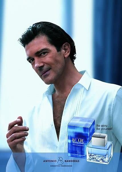 Antonio Banderas Blue Seduction 安東尼奧藍色誘惑男香100ml