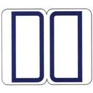 《享亮商城》藍框索引標籤 1023 29*31mm  鶴屋