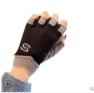 nc-健身手套半指運動男女夏季薄透氣防滑耐磨防起繭器械訓練擼鐵騎行
