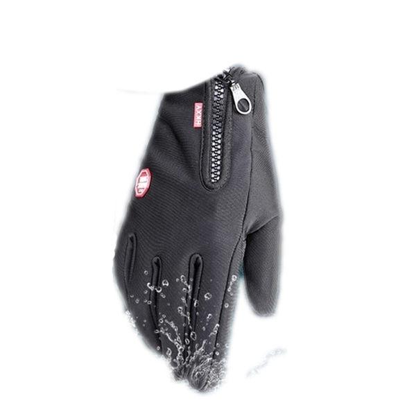 [7-11限今日299免運]觸屏保暖手套 可滑手機 機車防風手套 防滑手套 冬季✿mina百貨✿【F0293-F】