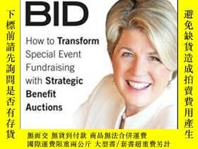二手書博民逛書店A罕見Higher Bid: How To Transform Special Event Fundraising