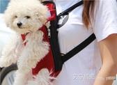 豐永狗背包狗包外出雙肩泰迪寵物包狗狗胸前包便攜寵物外出小型犬 艾莎YYJ