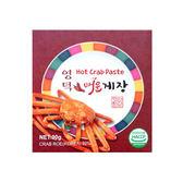 【盈德】韓國蟹膏-辣味(90g)