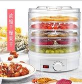 110V烘幹機水果家用幹果機食品脫水機食物蔬菜烘幹風幹甩幹機春節必備