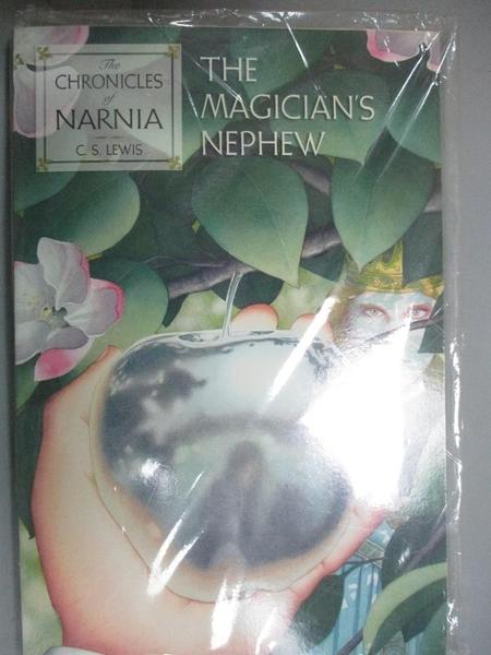 【書寶二手書T7/原文小說_KEE】The Magicians Nephew_C. S. Lewis