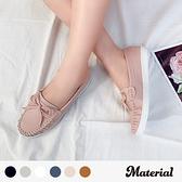 休閒鞋 蝴蝶結休閒鞋 真皮鞋墊 MA女鞋T18853 (正常版)
