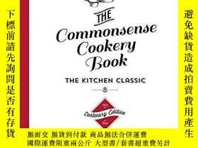 二手書博民逛書店The罕見Commonsense Cookery BookY19