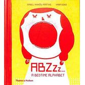 Abzzzz...:A Bedtime Alphabet 呼呼大睡字母書 精裝繪本