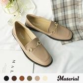 樂福鞋 小銜扣紳士樂福鞋 MA女鞋 T52833