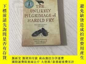 二手書博民逛書店the罕見unlikely pilgrimage of harold fryY20850 Rachel Joy