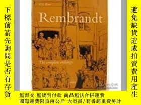 二手書博民逛書店Rembrandt:罕見The Complete Etching