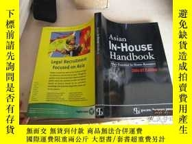 二手書博民逛書店Asian-Counsel罕見In-House Handbook