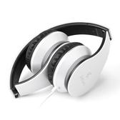 Picun/品存 C16耳機頭戴式 重低音手機音樂有線耳麥帶麥電腦通用【免運】