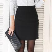 窄裙 高腰一步裙包臀裙 短裙 半身裙 彈力西裙OL職業裙西裝裙
