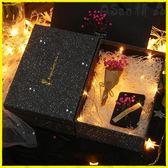 禮盒-禮物盒精美韓版簡約正方形包裝盒-艾尚精品 艾尚精品