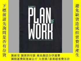二手書博民逛書店Architect s罕見Plan of WorkY346464