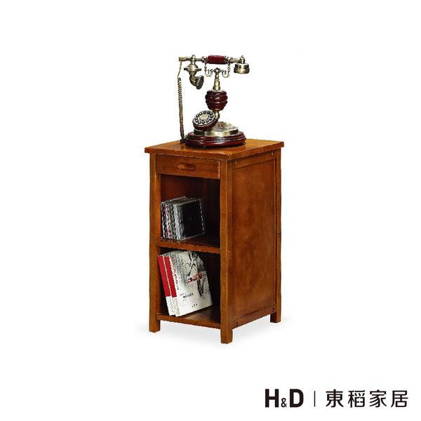 巧思復古電話櫃/邊櫃DIY組裝 (19SP/391-4)/H&D東稻家居