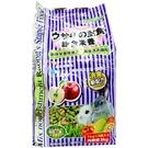 寵物家族-PettyMan PM-001愛兔綜合營養主食3kg