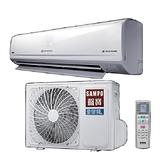 【南紡購物中心】SAMPO聲寶 8-10坪變頻分離式冷暖冷氣AU-PC63DC1/AM-PC63DC1