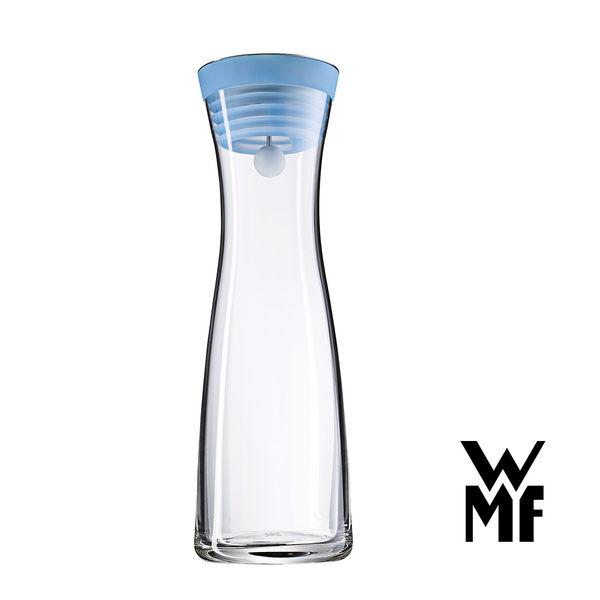德國WMF 玻璃水壺 1.0L(藍色)  公司貨