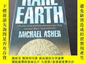 二手書博民逛書店RARE罕見EARTH(英文原版)Y271942 Michael